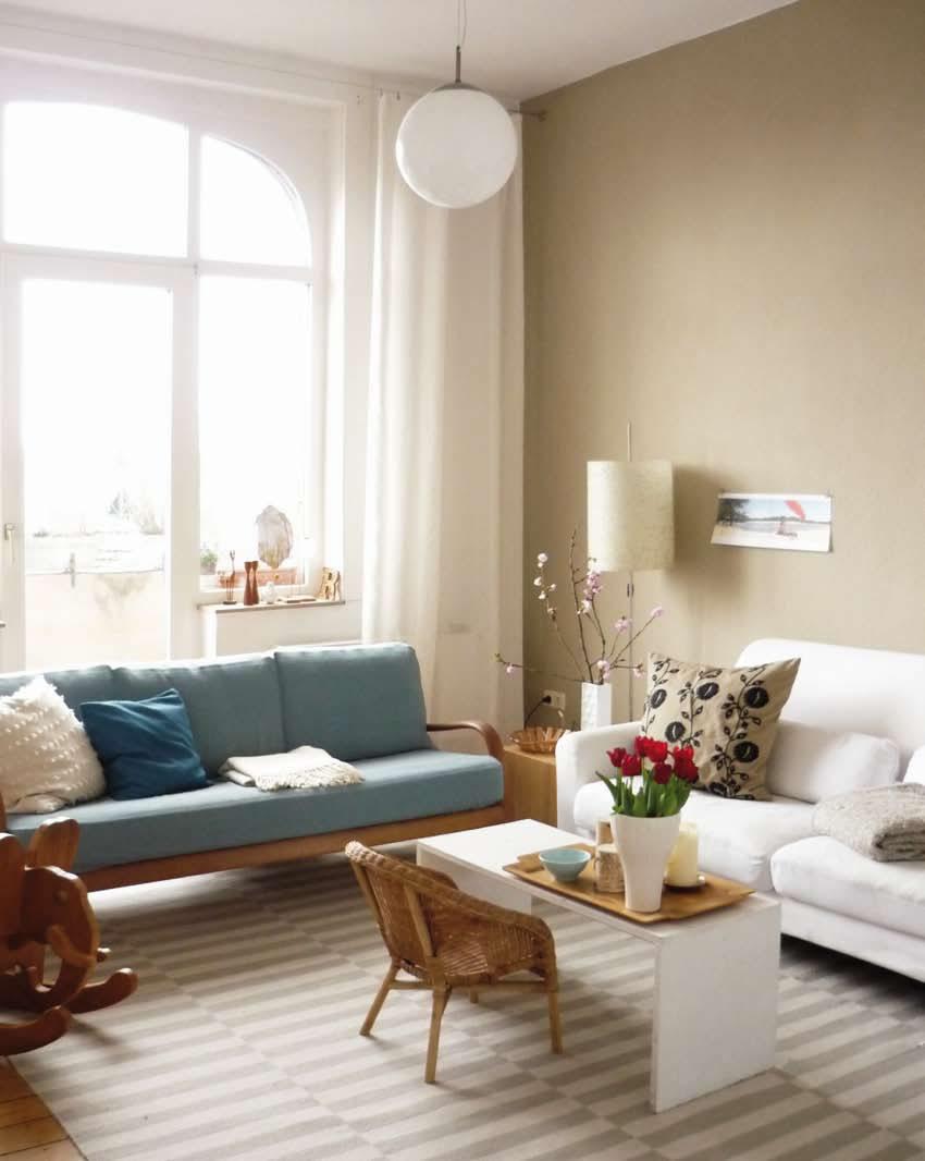 Wohnzimmer Farben Grau: Dekoideen wohnzimmer rot marokkanische ...