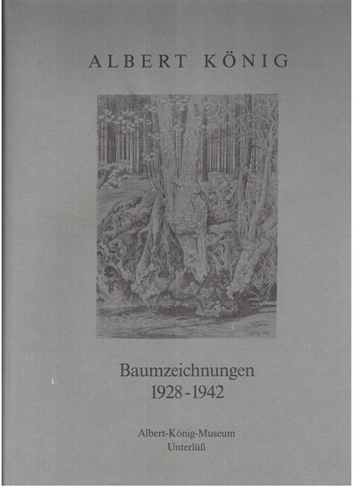 Baumzeichnungen von Albert Knig