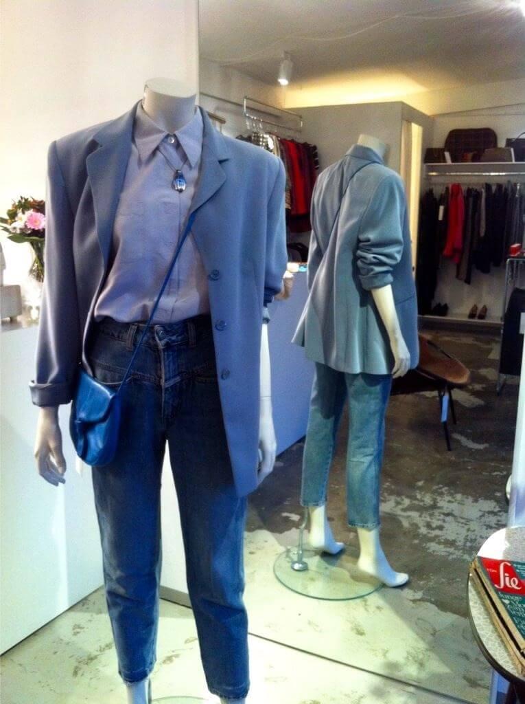 kom5inat oversized blazer