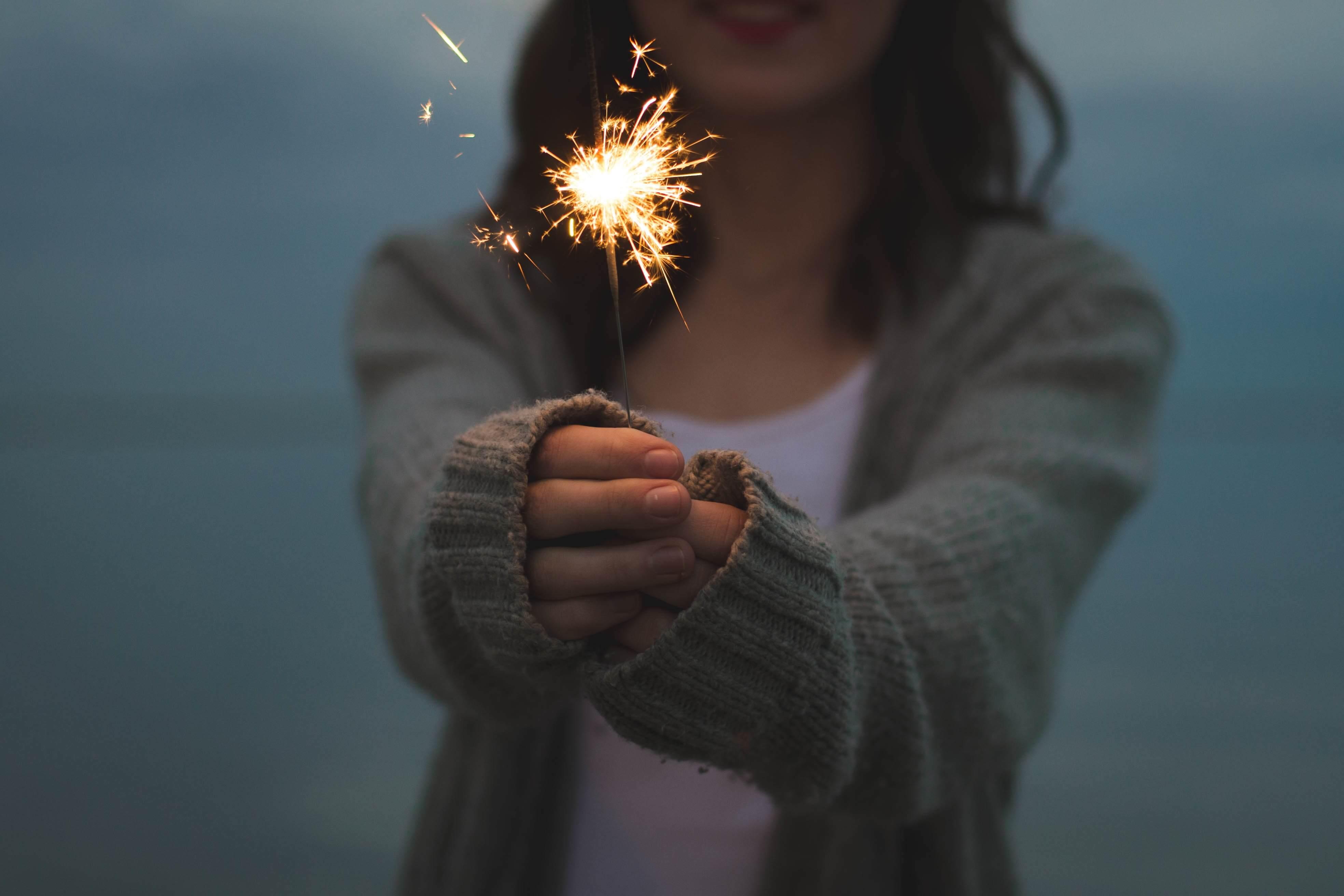 Ein Licht für Dich und mich.